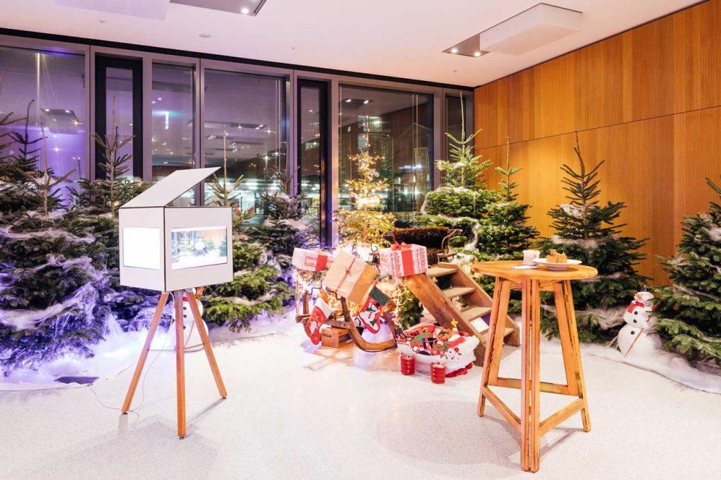 eventkonzept weihnachten in finnland decostyle. Black Bedroom Furniture Sets. Home Design Ideas